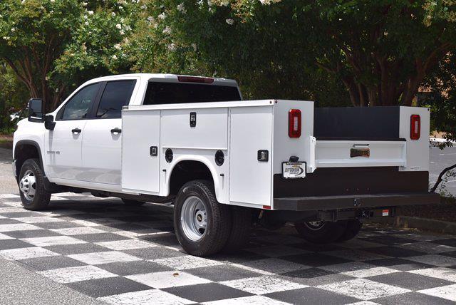 2021 Chevrolet Silverado 3500 Crew Cab 4x2, Knapheide Service Body #CM11143 - photo 6