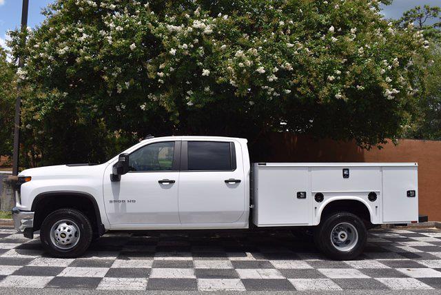 2021 Chevrolet Silverado 3500 Crew Cab 4x2, Knapheide Service Body #CM11143 - photo 8