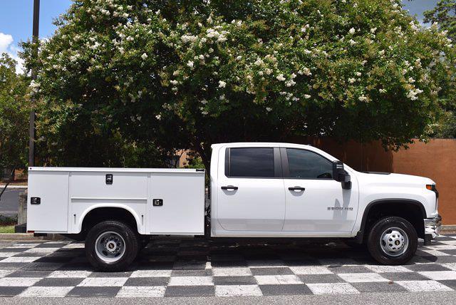 2021 Chevrolet Silverado 3500 Crew Cab 4x2, Knapheide Service Body #CM11143 - photo 9