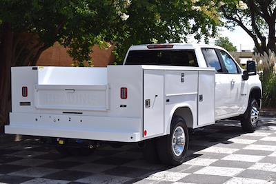 2021 Chevrolet Silverado 3500 Crew Cab AWD, Cab Chassis #DCM11028 - photo 5