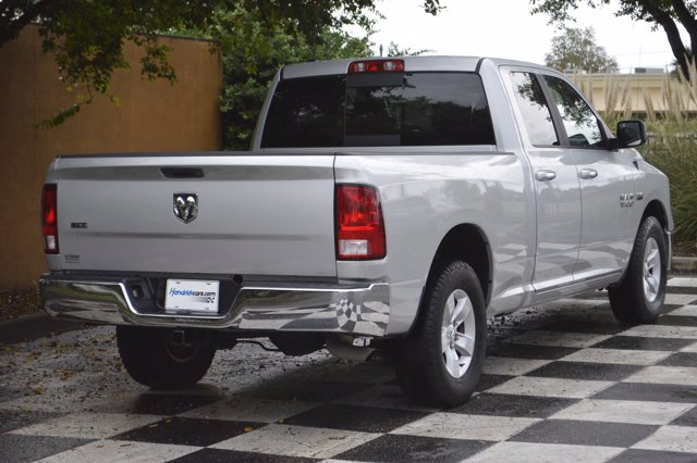 2017 Ram 1500 Quad Cab RWD, Pickup #DL10183B - photo 1