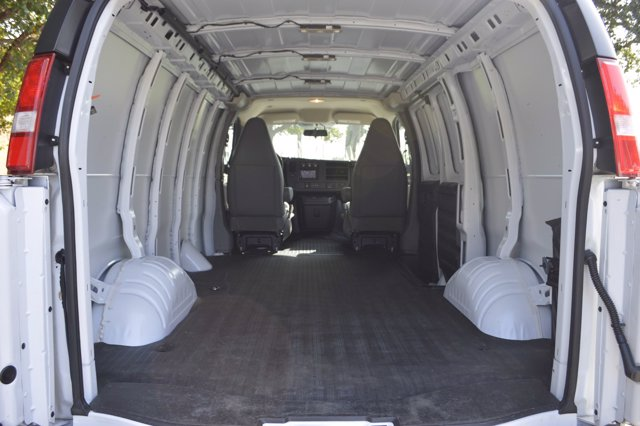 2019 Chevrolet Express 2500 RWD, Empty Cargo Van #DL10212A - photo 1