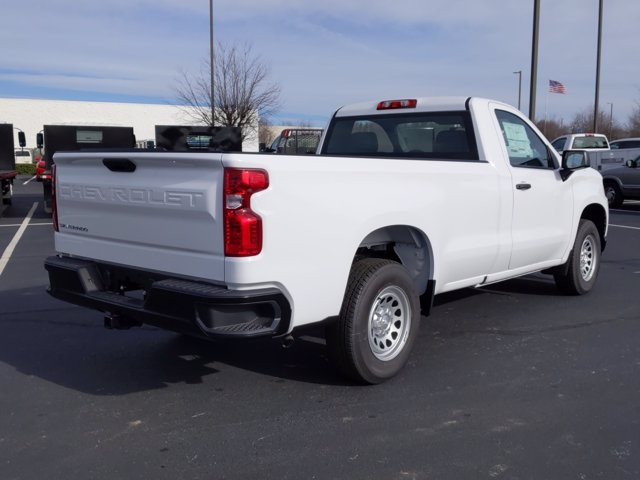 2020 Chevrolet Silverado 1500 Regular Cab RWD, Pickup #DL10325 - photo 1