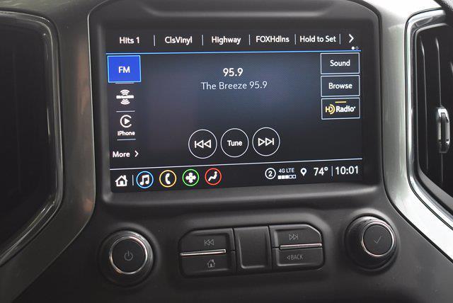 2021 Chevrolet Silverado 1500 Crew Cab 4x4, Pickup #DM10803B - photo 24