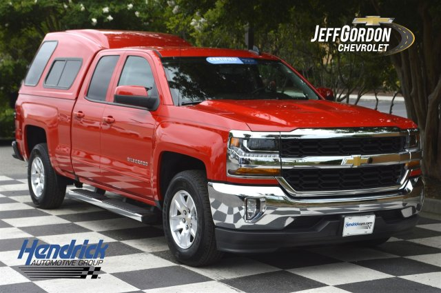 2018 Silverado 1500 Double Cab 4x2,  Pickup #DMU2374A - photo 1