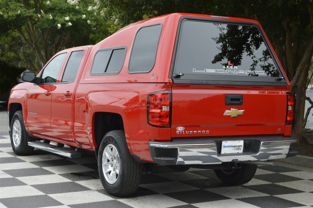 2018 Silverado 1500 Double Cab 4x2,  Pickup #DMU2374A - photo 3