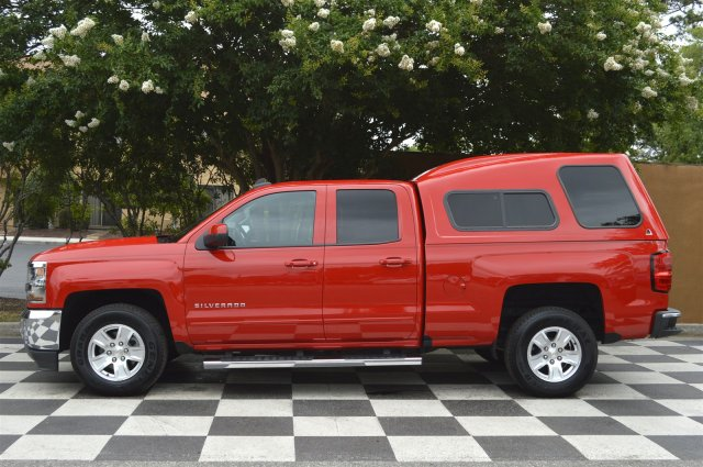 2018 Silverado 1500 Double Cab 4x2,  Pickup #DMU2374A - photo 7