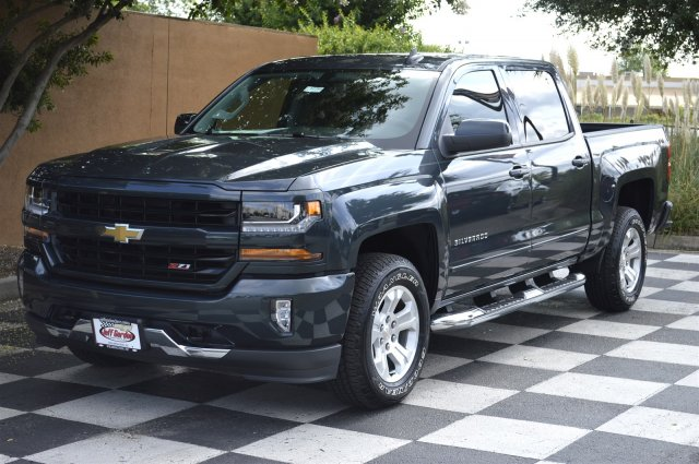 2017 Silverado 1500 Crew Cab 4x4, Pickup #DS2259 - photo 3