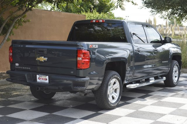2017 Silverado 1500 Crew Cab 4x4, Pickup #DS2259 - photo 2