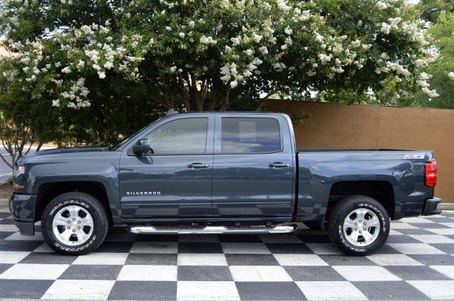 2017 Silverado 1500 Crew Cab 4x4, Pickup #DS2259 - photo 7