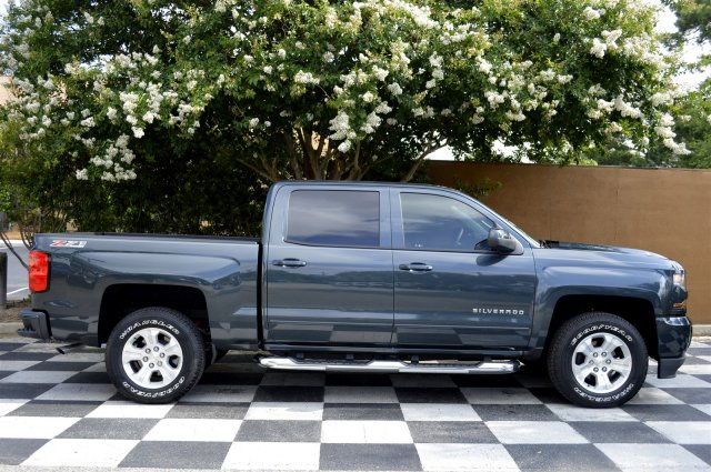 2017 Silverado 1500 Crew Cab 4x4, Pickup #DS2259 - photo 8