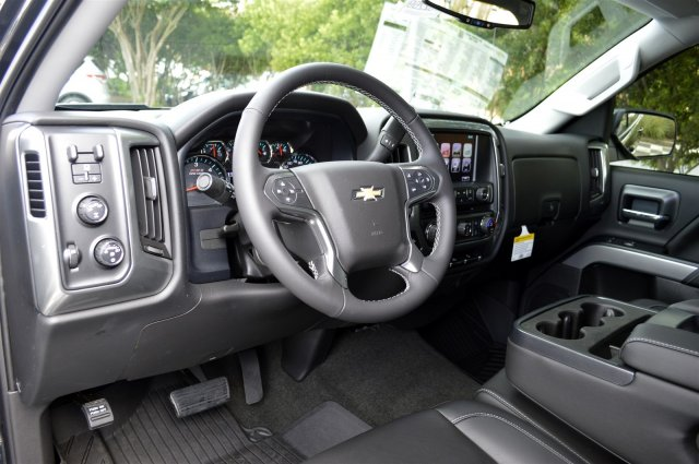 2017 Silverado 1500 Crew Cab 4x4, Pickup #DS2259 - photo 10