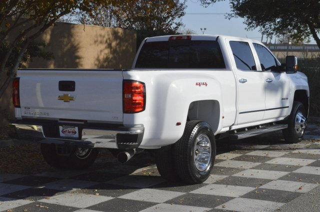 2018 Silverado 3500 Crew Cab 4x4 Pickup #DT1387 - photo 2
