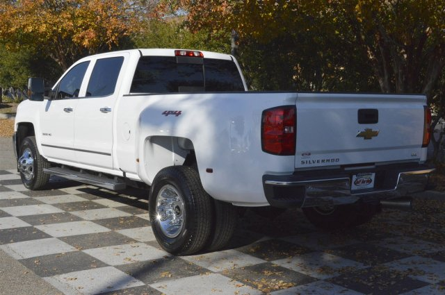 2018 Silverado 3500 Crew Cab 4x4 Pickup #DT1387 - photo 5