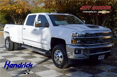 2018 Silverado 3500 Crew Cab 4x4 Pickup #DT1387 - photo 1