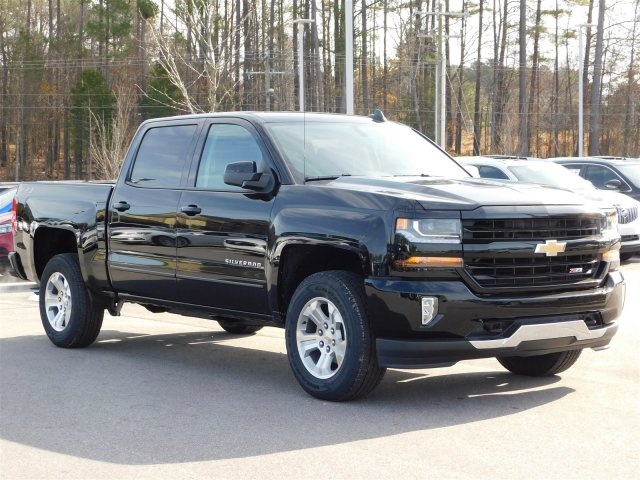2018 Silverado 1500 Crew Cab 4x4 Pickup #DT1508 - photo 3