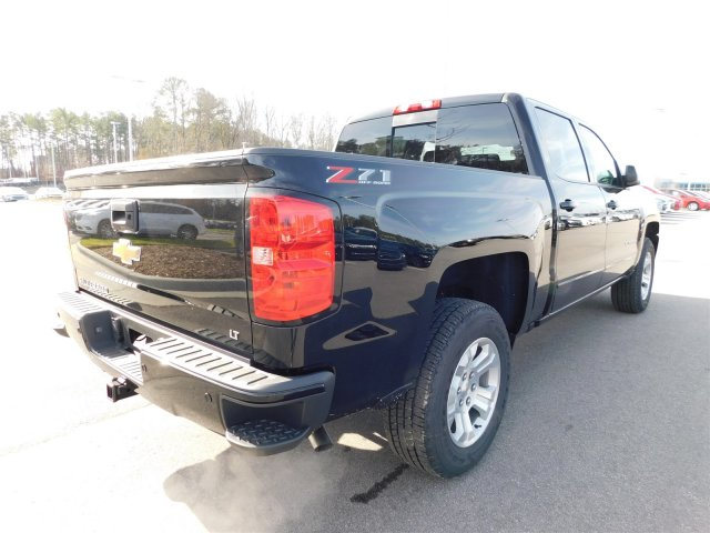 2018 Silverado 1500 Crew Cab 4x4 Pickup #DT1508 - photo 4