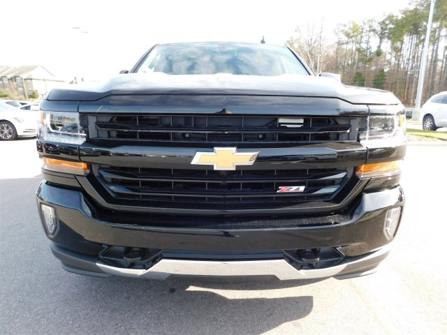 2018 Silverado 1500 Crew Cab 4x4 Pickup #DT1508 - photo 8