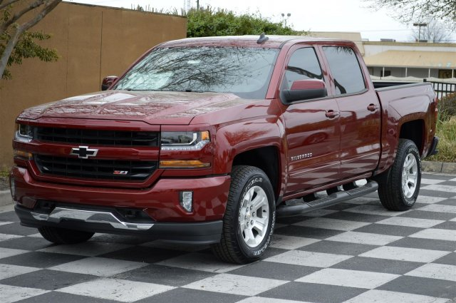 2018 Silverado 1500 Crew Cab 4x4,  Pickup #DT1639 - photo 3