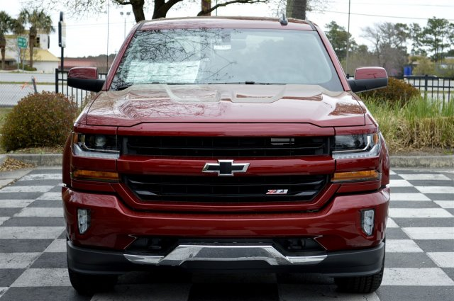 2018 Silverado 1500 Crew Cab 4x4,  Pickup #DT1639 - photo 4
