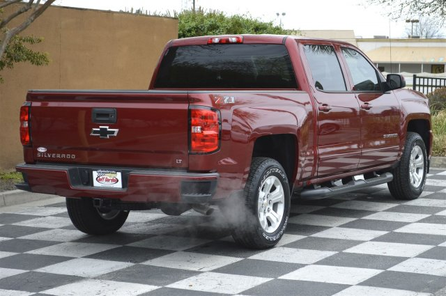 2018 Silverado 1500 Crew Cab 4x4,  Pickup #DT1639 - photo 2