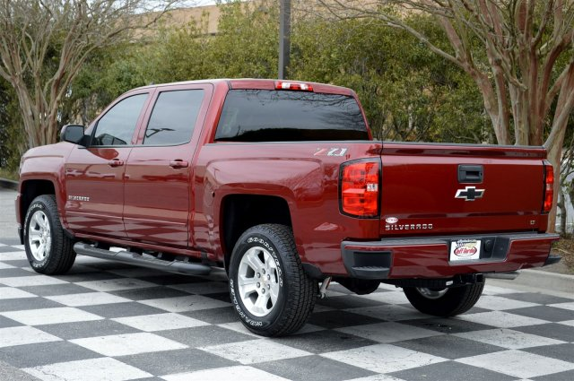 2018 Silverado 1500 Crew Cab 4x4,  Pickup #DT1639 - photo 5