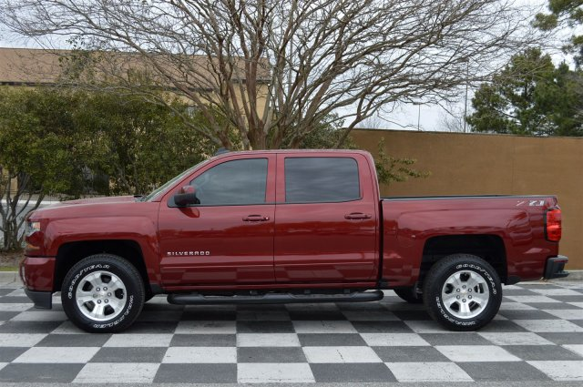 2018 Silverado 1500 Crew Cab 4x4,  Pickup #DT1639 - photo 7