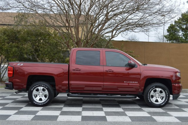 2018 Silverado 1500 Crew Cab 4x4,  Pickup #DT1639 - photo 8