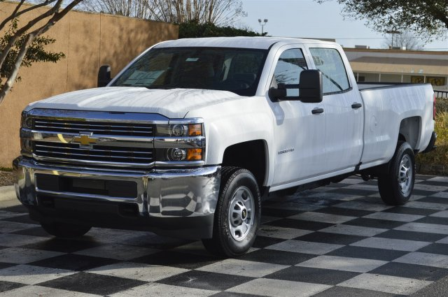 2018 Silverado 2500 Crew Cab, Pickup #DT1660 - photo 3