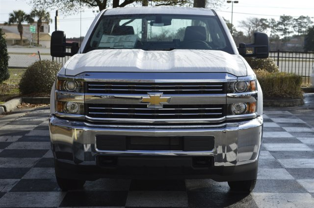 2018 Silverado 2500 Crew Cab, Pickup #DT1660 - photo 4
