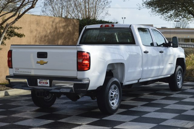 2018 Silverado 2500 Crew Cab, Pickup #DT1660 - photo 2