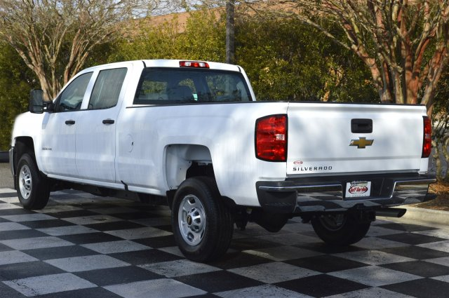 2018 Silverado 2500 Crew Cab, Pickup #DT1660 - photo 5