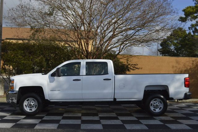 2018 Silverado 2500 Crew Cab, Pickup #DT1660 - photo 7