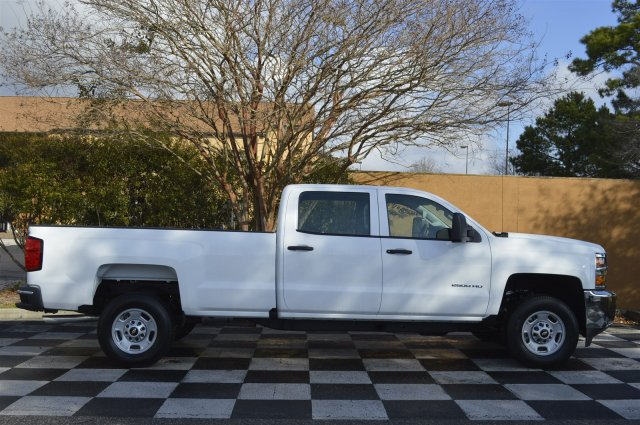 2018 Silverado 2500 Crew Cab, Pickup #DT1660 - photo 8