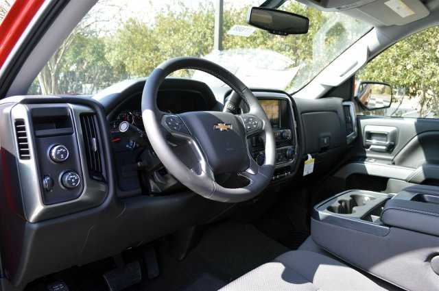 2018 Silverado 1500 Crew Cab 4x4,  Pickup #DT1668 - photo 10