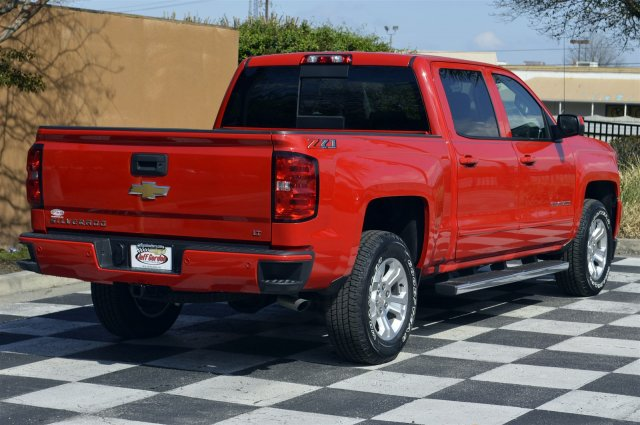 2018 Silverado 1500 Crew Cab 4x4,  Pickup #DT1668 - photo 2