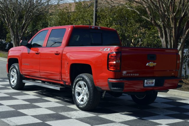 2018 Silverado 1500 Crew Cab 4x4,  Pickup #DT1668 - photo 5