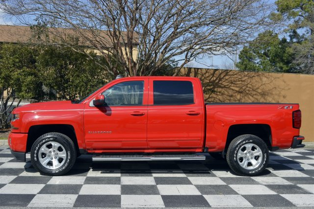 2018 Silverado 1500 Crew Cab 4x4,  Pickup #DT1668 - photo 7
