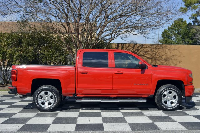 2018 Silverado 1500 Crew Cab 4x4,  Pickup #DT1668 - photo 8
