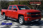 2018 Silverado 1500 Crew Cab 4x4,  Pickup #DT1668 - photo 1