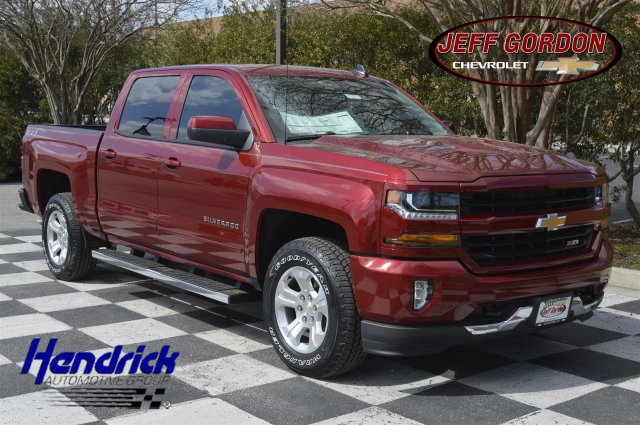 2018 Silverado 1500 Crew Cab 4x4, Pickup #DT1671 - photo 1