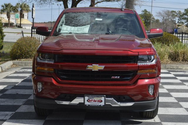 2018 Silverado 1500 Crew Cab 4x4, Pickup #DT1671 - photo 4