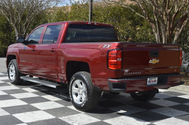2018 Silverado 1500 Crew Cab 4x4, Pickup #DT1671 - photo 5