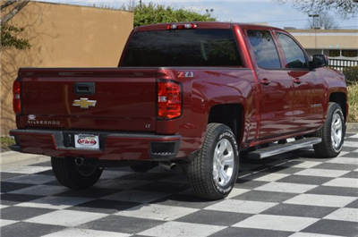 2018 Silverado 1500 Crew Cab 4x4, Pickup #DT1671 - photo 2