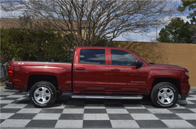 2018 Silverado 1500 Crew Cab 4x4, Pickup #DT1671 - photo 8