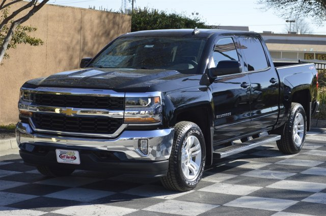 2018 Silverado 1500 Crew Cab 4x4, Pickup #DT1672 - photo 3