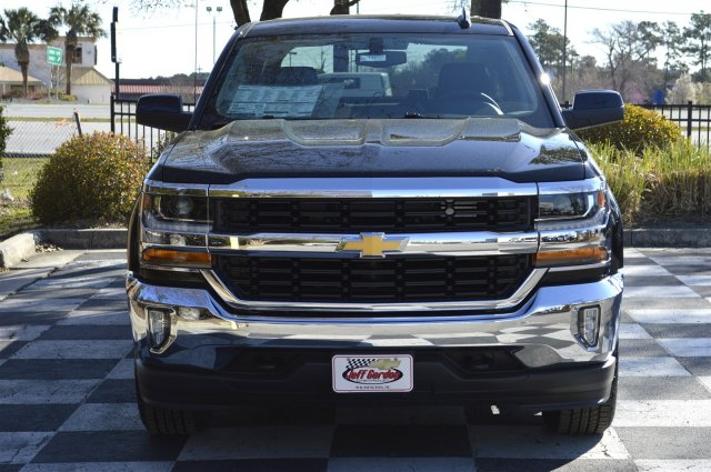 2018 Silverado 1500 Crew Cab 4x4, Pickup #DT1672 - photo 4