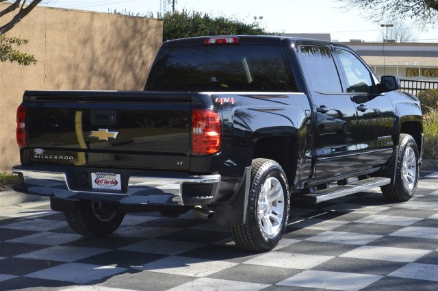 2018 Silverado 1500 Crew Cab 4x4, Pickup #DT1672 - photo 2