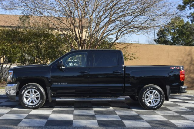 2018 Silverado 1500 Crew Cab 4x4, Pickup #DT1672 - photo 7