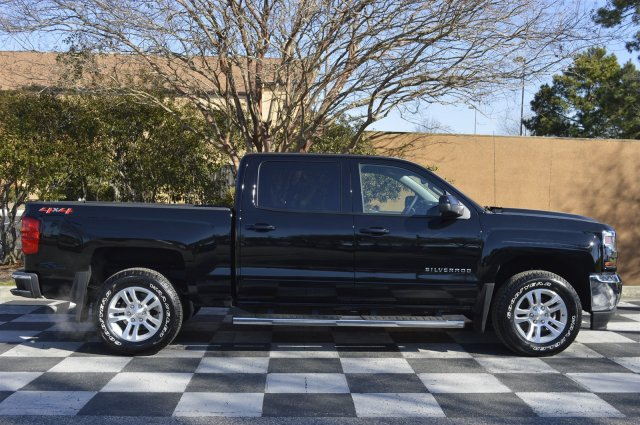 2018 Silverado 1500 Crew Cab 4x4, Pickup #DT1672 - photo 8